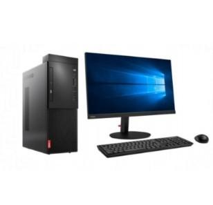 联想(Lenovo) 启天 M425-N008 台式计算机(i5-8400/4GB/1TB/1G独显/DVD/19.5寸)